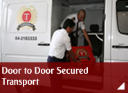 Door to Door Secured Transport
